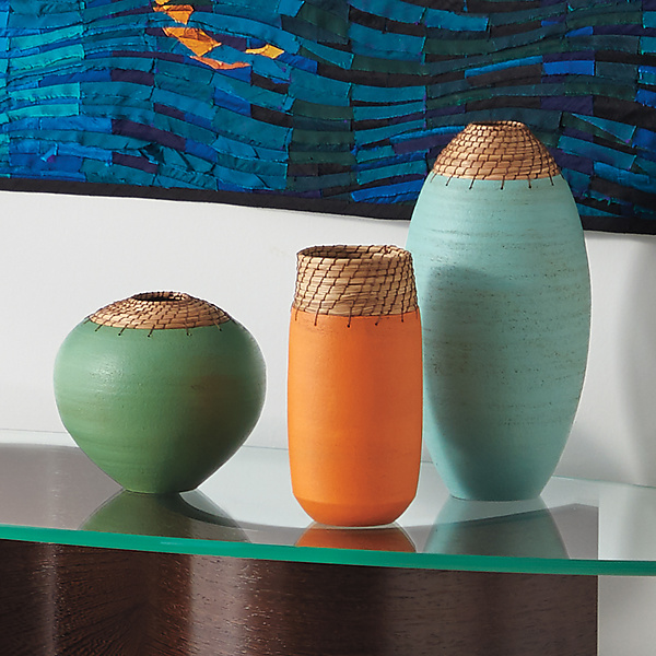 Colorful Vessels