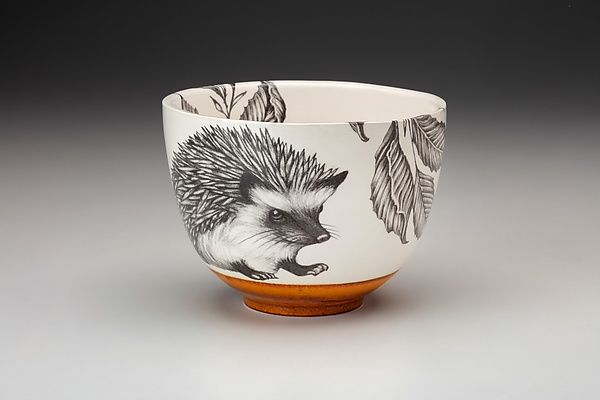 Small Hedgehog Bowl