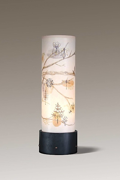 Luminaire Table Lamp with Artful Branch Shade