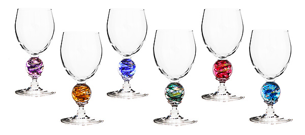 Planet Water Glasses