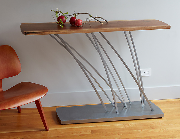 Windswept Console Table