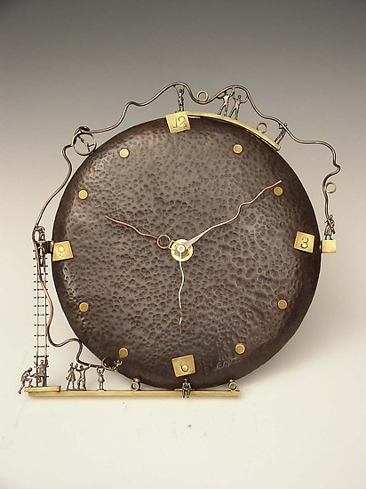 The Great Wall Clock